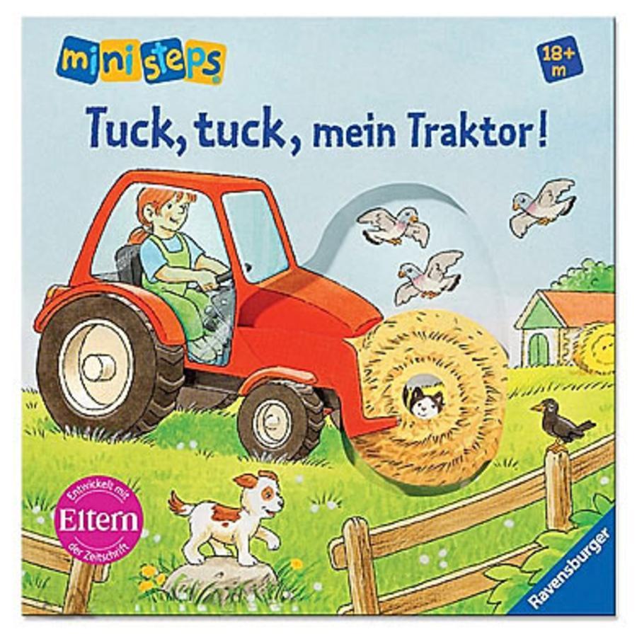 RAVENSBURGER ministeps Tuck, tuck, mein Traktor