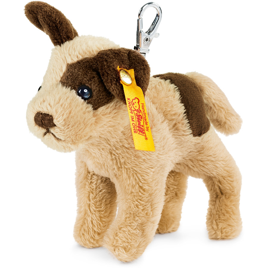 STEIFF Key Chain - Strolch Dog 10 cm