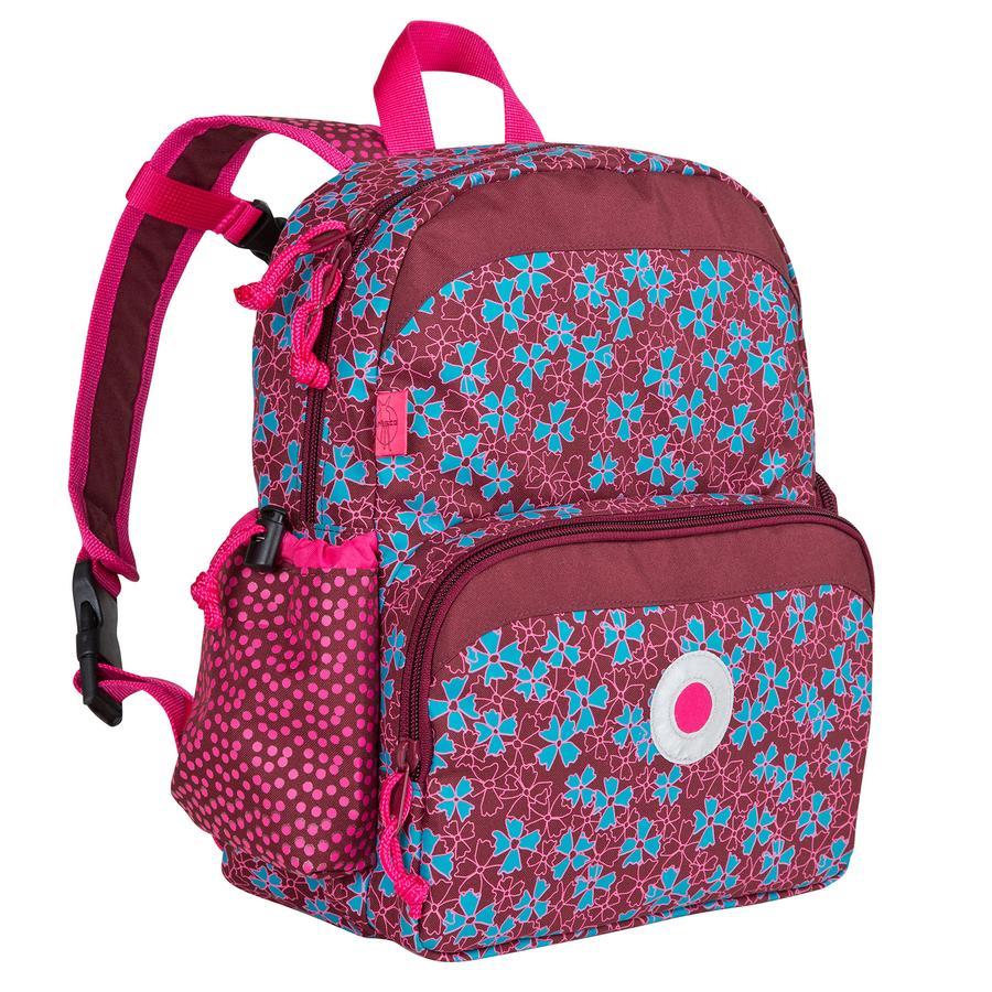 LÄSSIG Mini Backpack Blossy pink