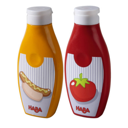 HABA Biofino Moutarde ou Ketchup 301031