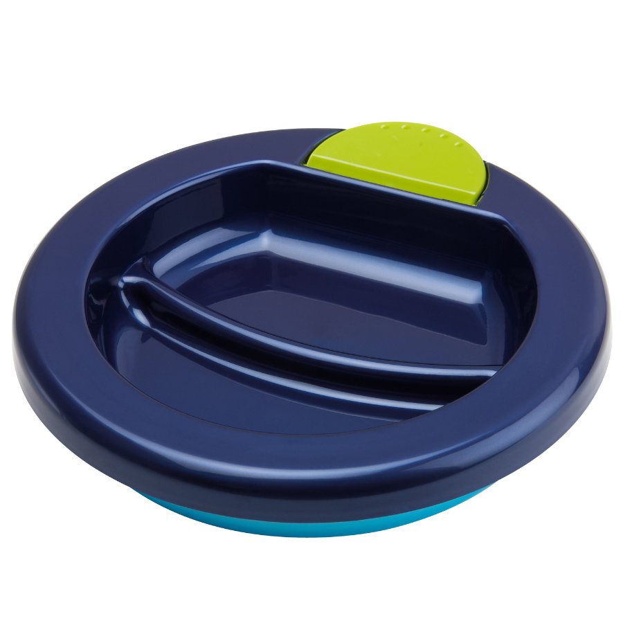 ROTHO Warm Water Plate pearl blue