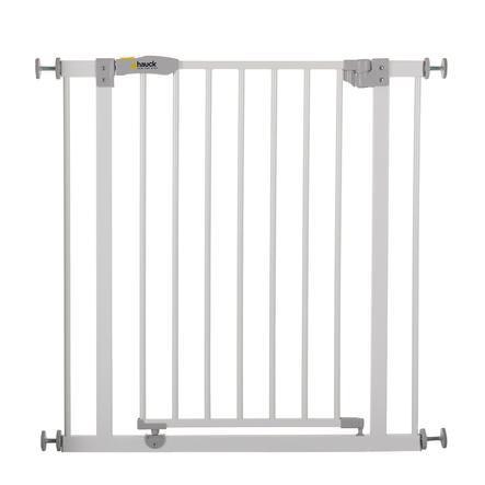 HAUCK Bramka zabezpieczająca na drzwi Open N Stop kolor biały