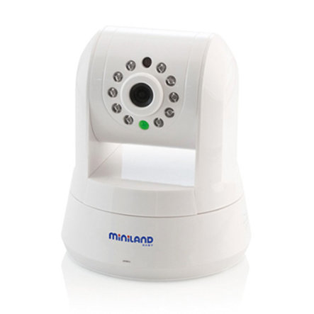 MINILAND Caméra de surveillance Spin Ipcam