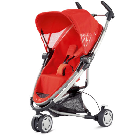 Quinny Buggy Zapp Xtra Red revolution