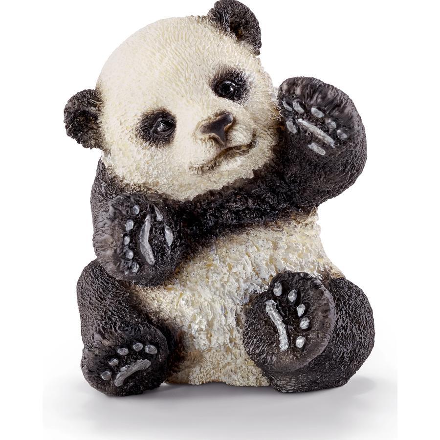 Schleich Figurine bébé panda joueur 14734