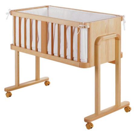GEUTHER Lettino co-sleeping ALADIN naturale