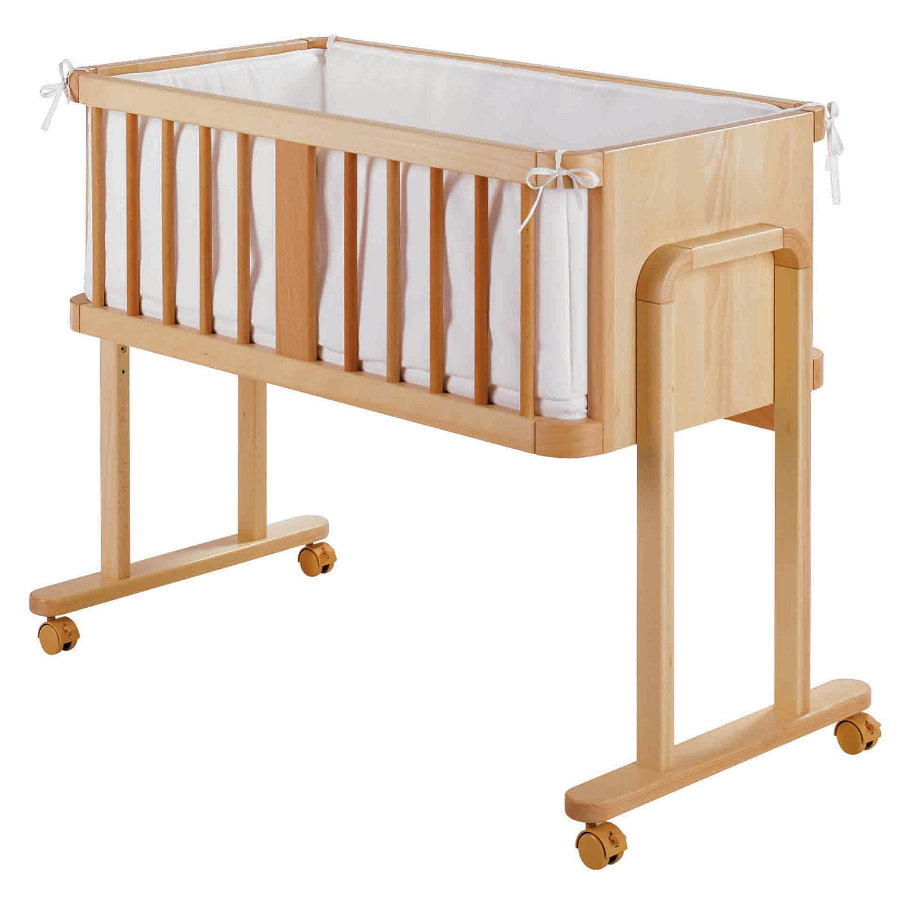 GEUTHER Baby-Bed ALADIN Natuur