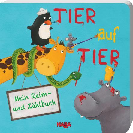 HABA Mein Reim- und Zählbuch: Tier auf Tier 301464