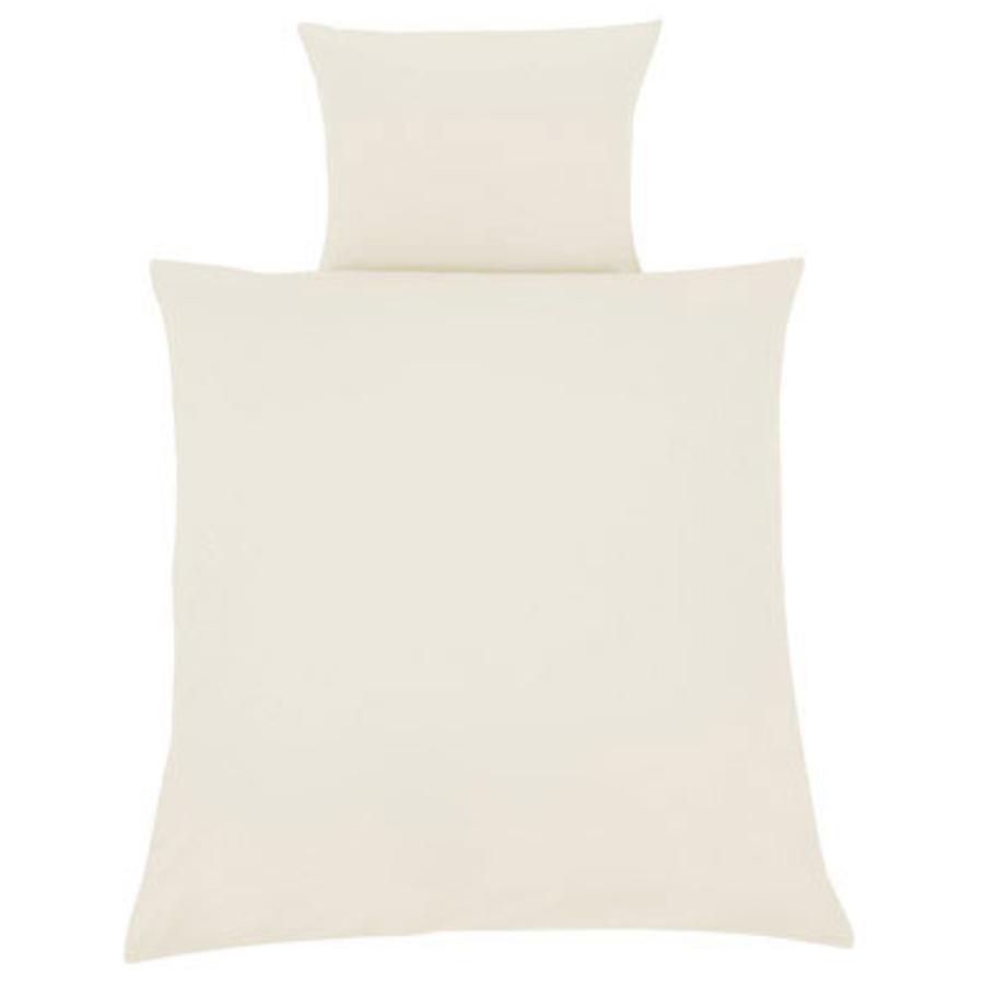 ZÖLLNER ložní prádlo 80 x 80 cm ecru (4020-0)