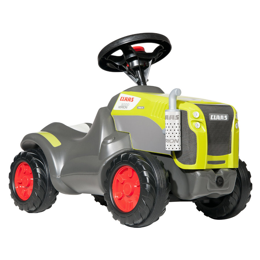 ROLLY TOYS Primi Passi Trattore rollyMinitrac Claas Xerion