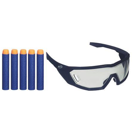 HASBRO Nerf N-Strike Elite accessoires - Bril + 5 pijltjes