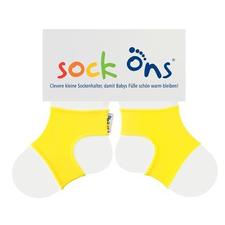 Sock Ons Brights Sockenhalter yellow