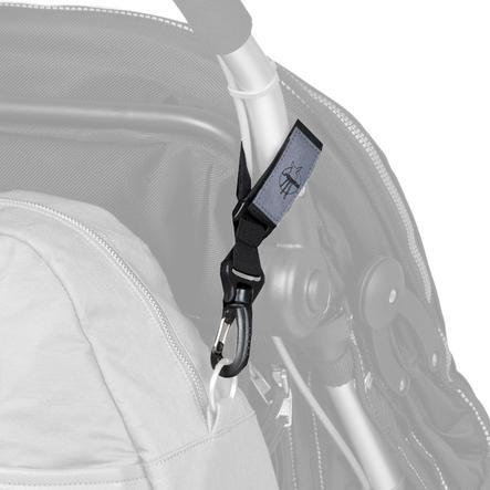 LÄSSIG Pushchair Attachment Hooks