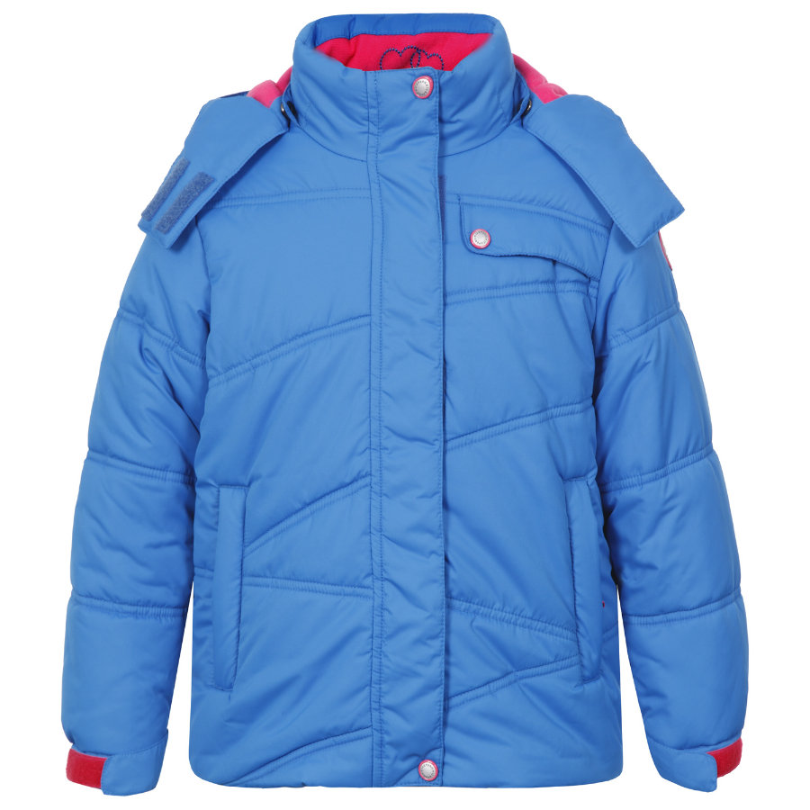 ICEPEAK Girls Bunda INES blau