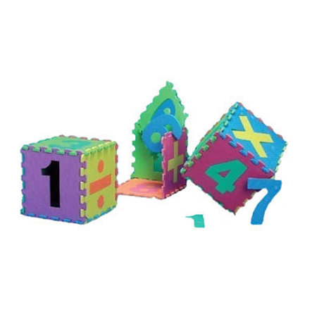 PLAYSHOES PUZZLE TAPPETO 16 pezzi