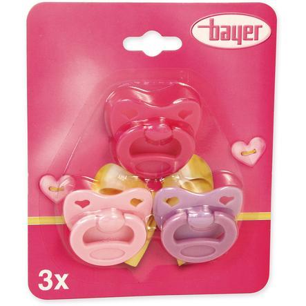 BAYER Design Zestaw smoczków dla lalek