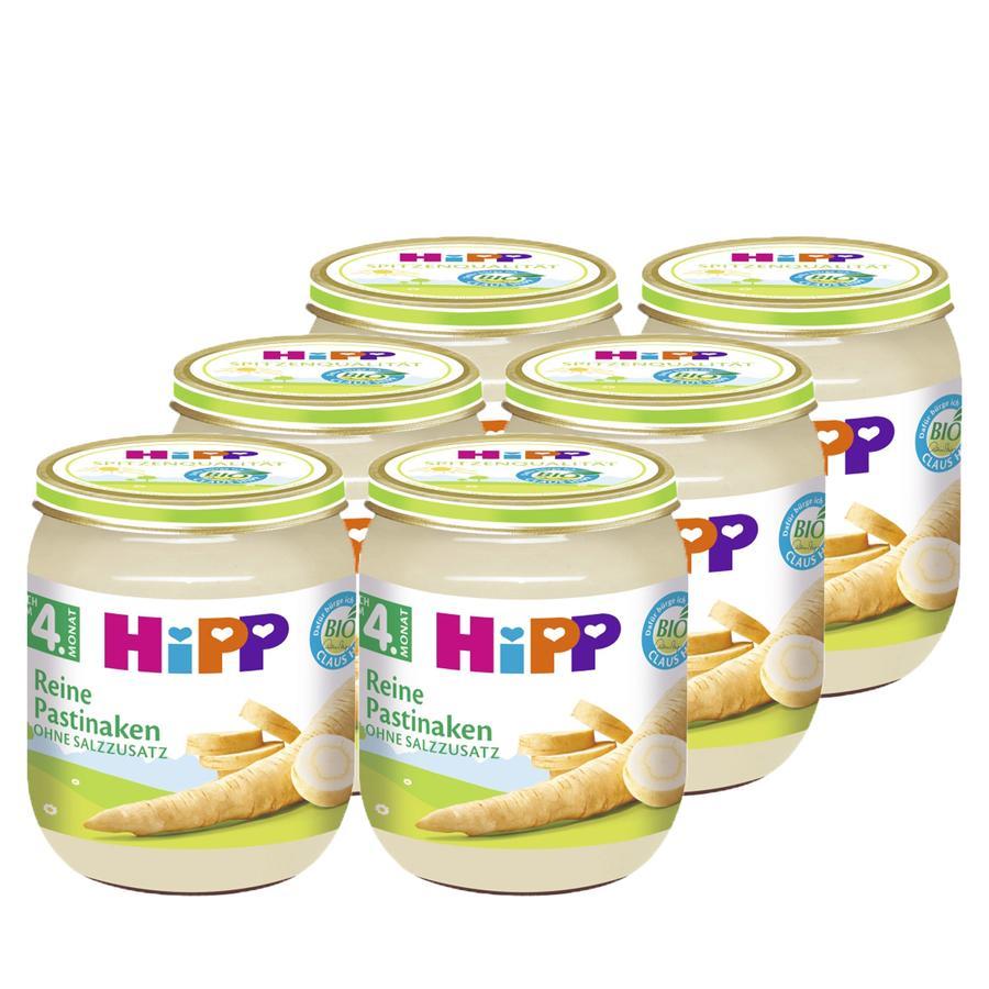 HiPP Bio Reine Pastinaken 6x125g