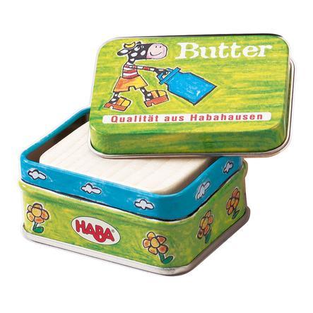 HABA Kostka masła w puszce