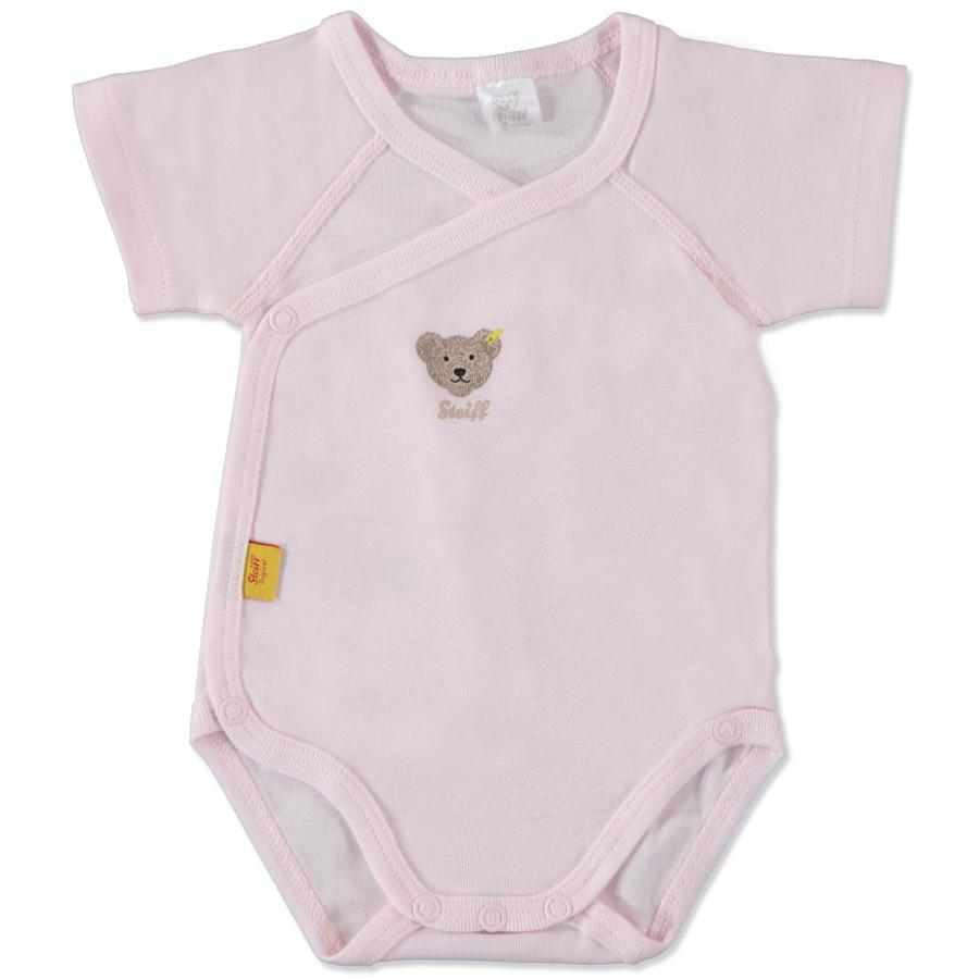 STEIFF Girls Baby Wickelbody barely pink