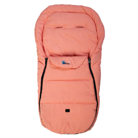 Altabebe Śpiworek letni do wózka Comfort Lifeline kolor rouge