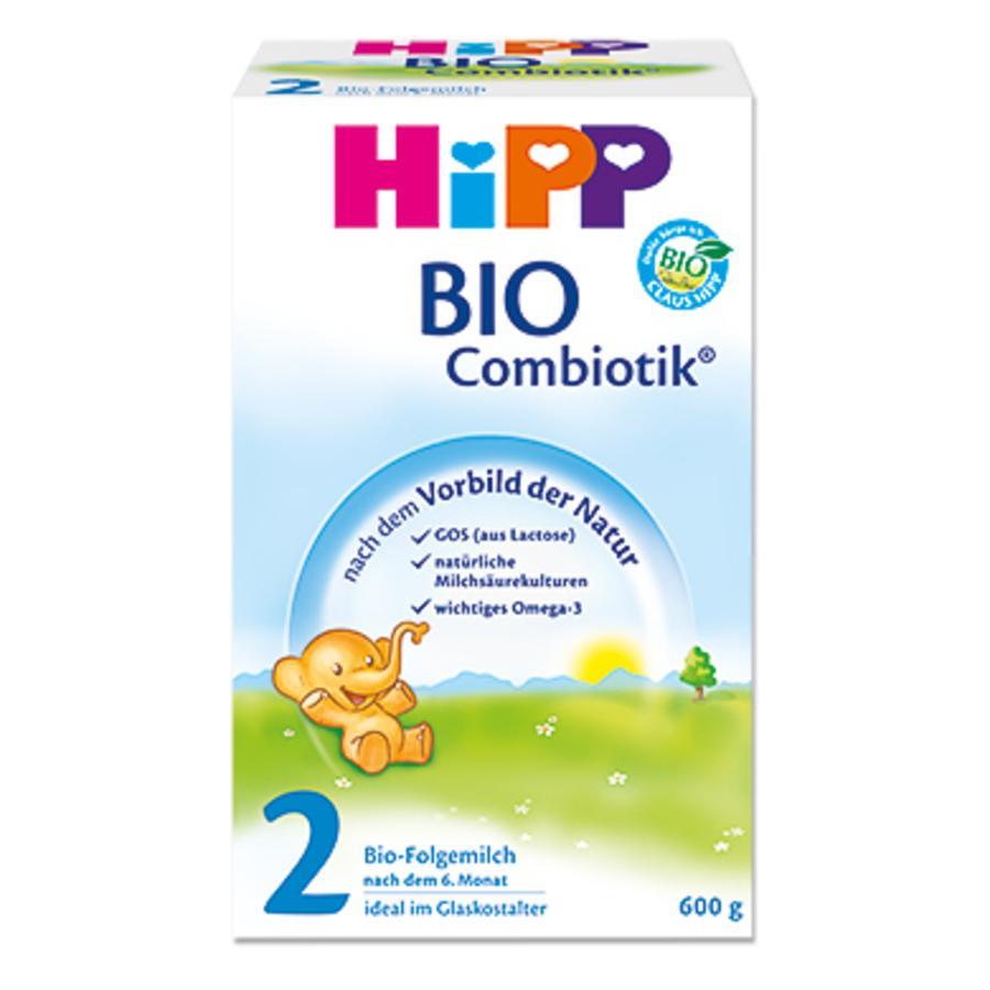 HiPP 2 Bio Combiotik Follow-on Formula 600g