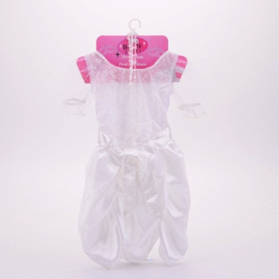 JOHNTOY Girls - Robe de mariée, Secret de mariée