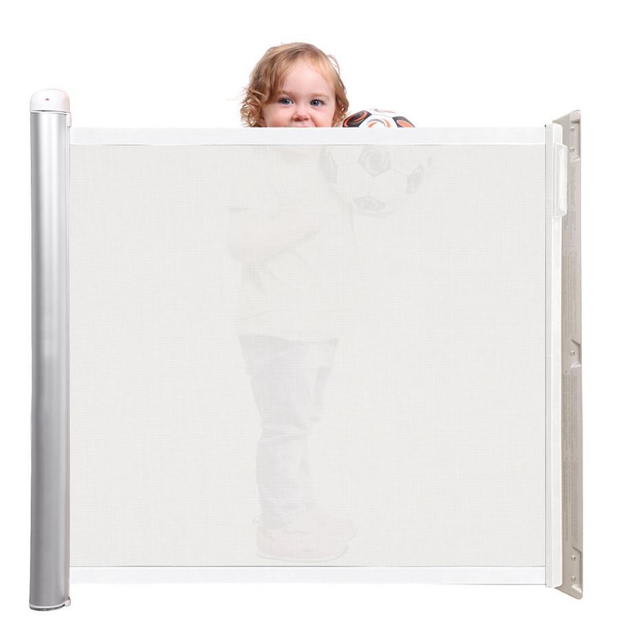 LASCAL Kiddy Guard Accent Protezione Porta bianco