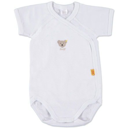 STEIFF Baby Wickelbody bright white
