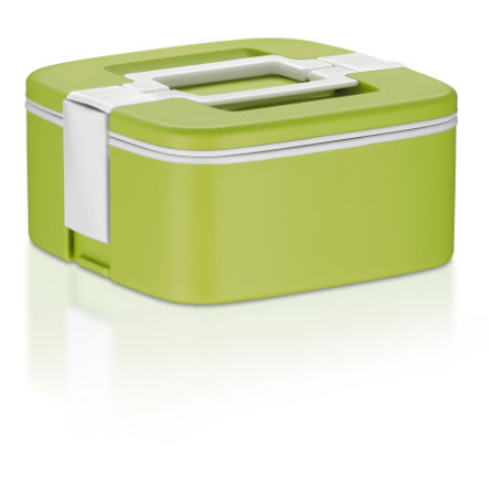 alfi Krabička na jídlo - foodBox, plast, zelená, 0,75l