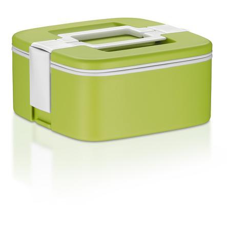 alfi Śniadaniówka foodBox, tworzywo sztuczne kolor zielony 0,75l