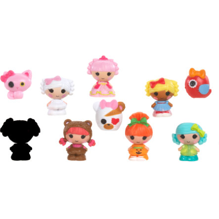 Lalaloopsy TINIES™ - 10er-Pack, Design 1