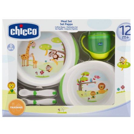 CHICCO Gift Set Mealtime 12m+