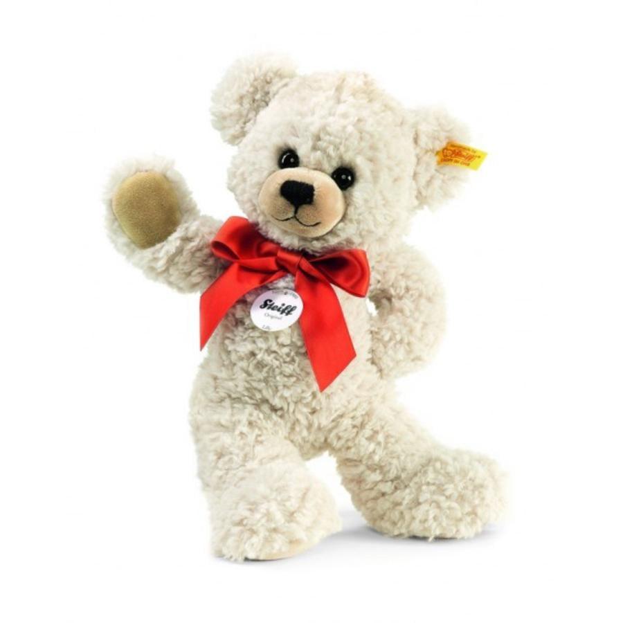 STEIFF Teddybeer Lilly 28 cm creme