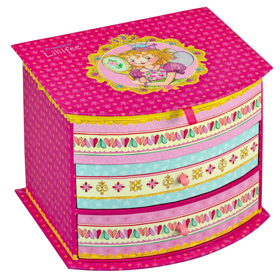 COPPENRATH Mini-Kommode PRINZESSIN LILLIFEE