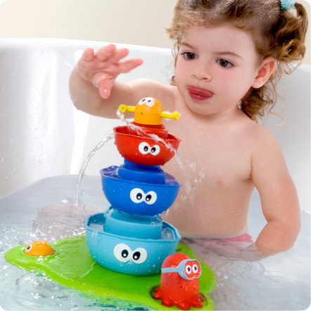 YOOKIDOO Jouet pour le bain Fontaine à jets