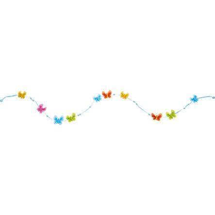 HABA Látková girlanda, motýlci 301521
