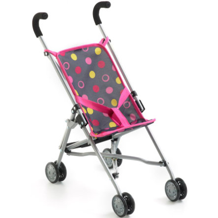 "BAYER CHIC 2000 Passeggino bambola Mini ""Roma"" 601 24"