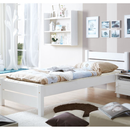 einzelbett wei 100x200 roller betten x large size of bett x weiss fantastisch betten x weis. Black Bedroom Furniture Sets. Home Design Ideas