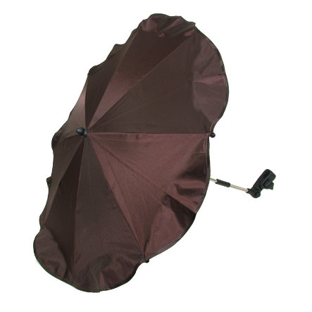 ALTA BEBE Ombrellino parasole marrone