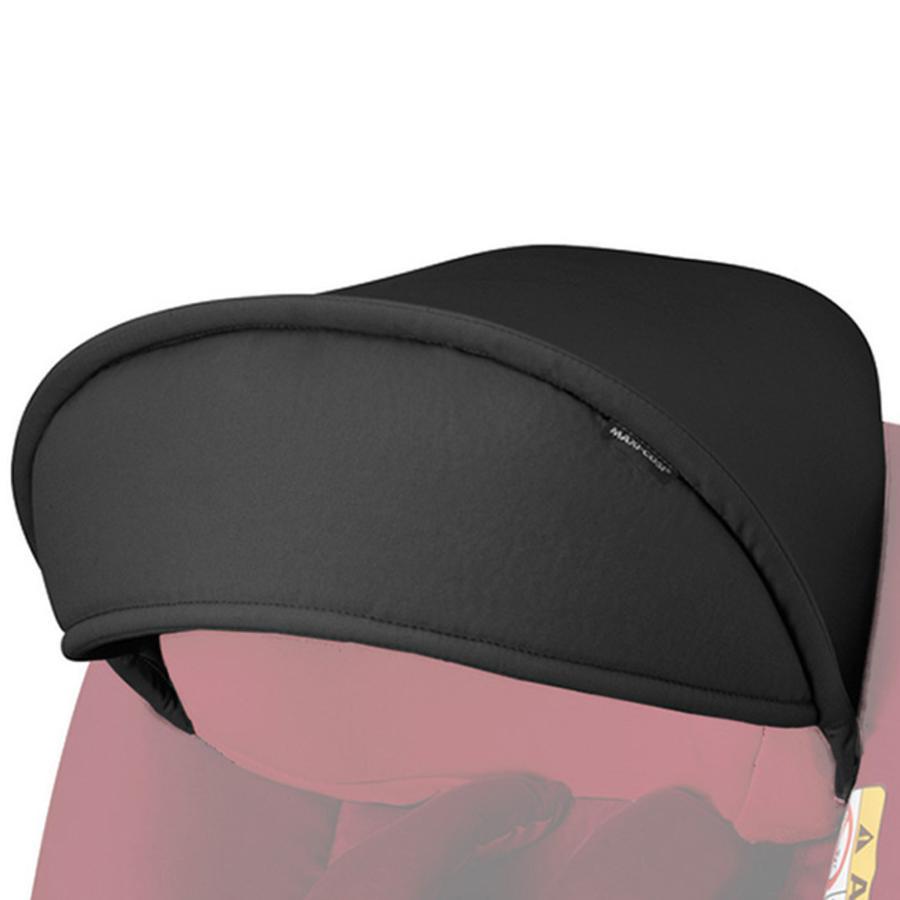 MAXI-COSI Zonnekap black voor Pearl, Tobi, Rubi, Axiss en Milofix