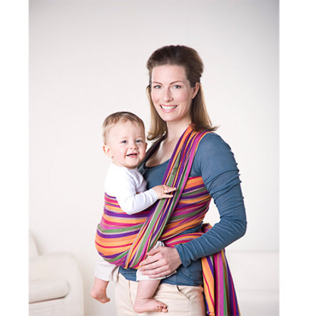 AMAZONAS Baby Tragetuch Carry Sling LOLLIPOP 510cm