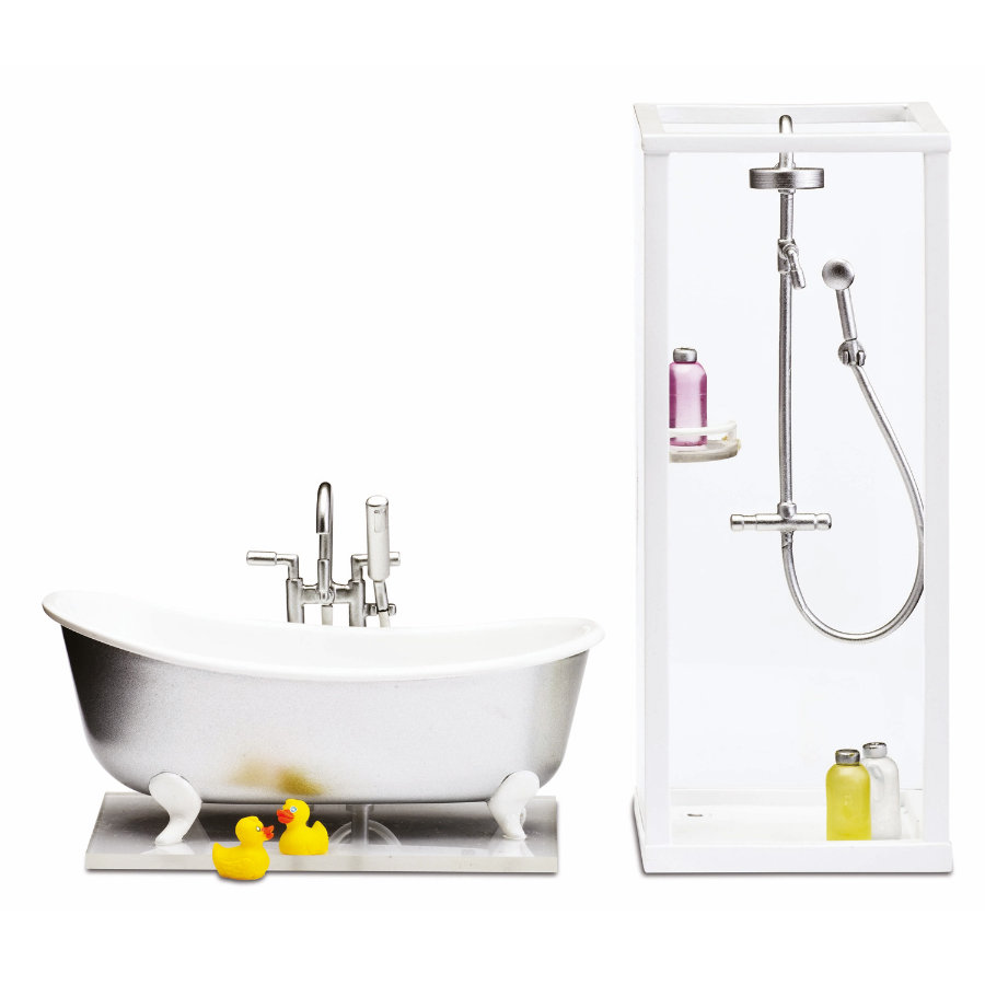 LUNDBY Smaland: Sprcha a vana