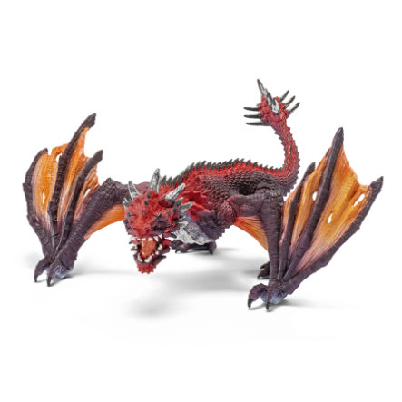 SCHLEICH Dragon Fighter 70509