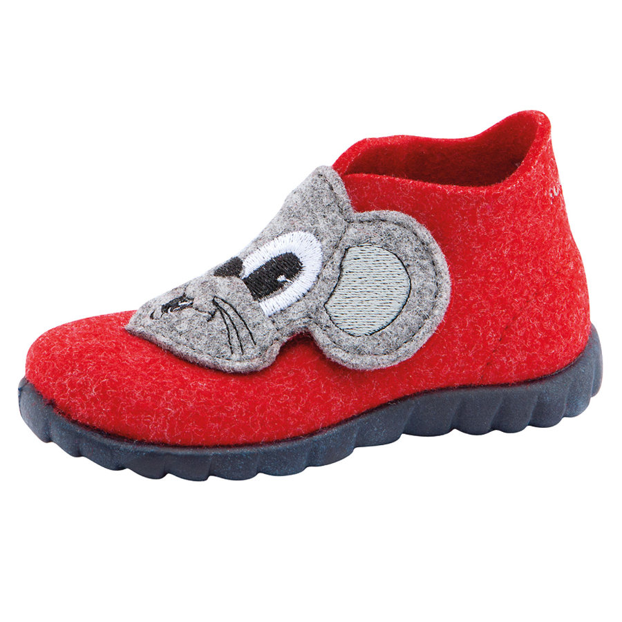 SUPERFIT Girls Pantofole bambina MAUS fire combi