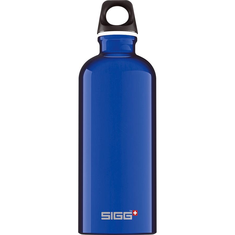 SIGG Gourde 0,6 l Design Traveller Dark Blue