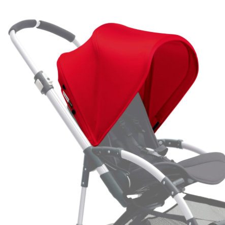 bugaboo Bee 3 Extendable Sun Canopy Red