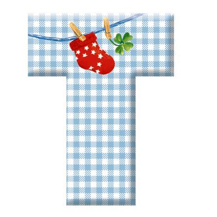 COPPENRATH Letter T - Babygeluk