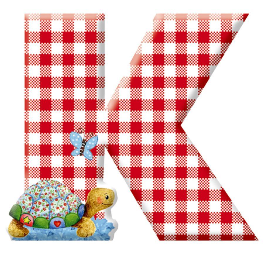 COPPENRATH Písmeno K - BabyGlřck