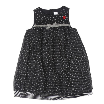 KÖNIGSMÜHLE Girls Mini Vestido STARS night sky