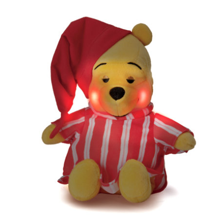 TOMY - Disney Winnie Puuh - Cuddle and glow
